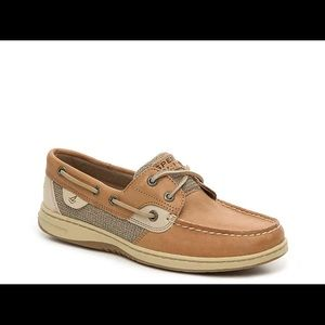 Sperry top-sider bluefish boat shoe- size 8!